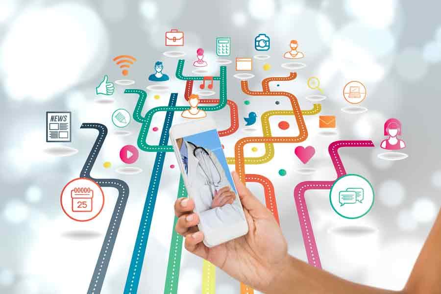 Les réseaux sociaux dans le domaine de la santé