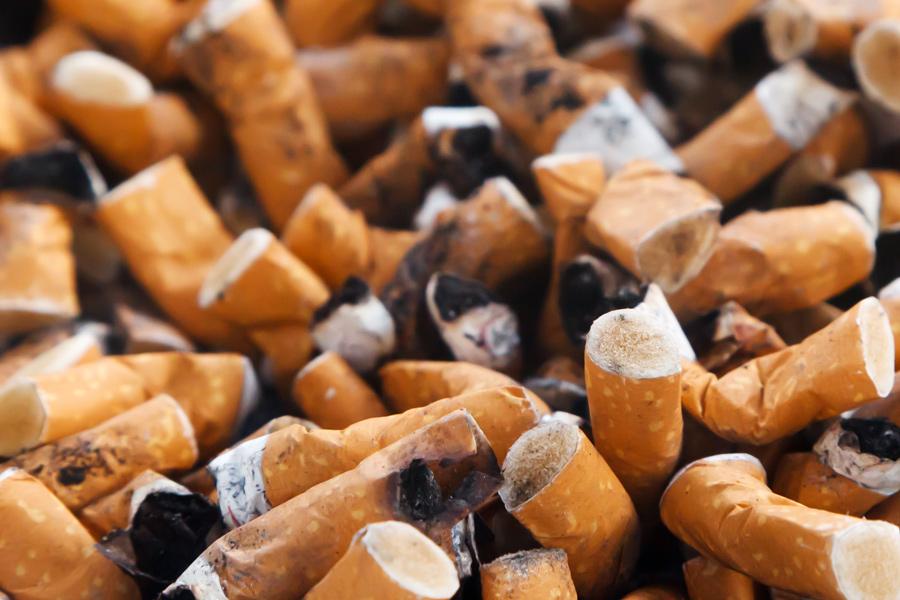 Comment recycler les mégots de cigarette ?