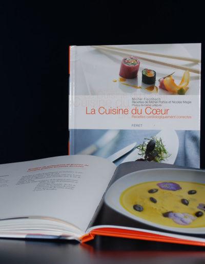 Livre de cuisine de recettes diététiques pour diabétiques