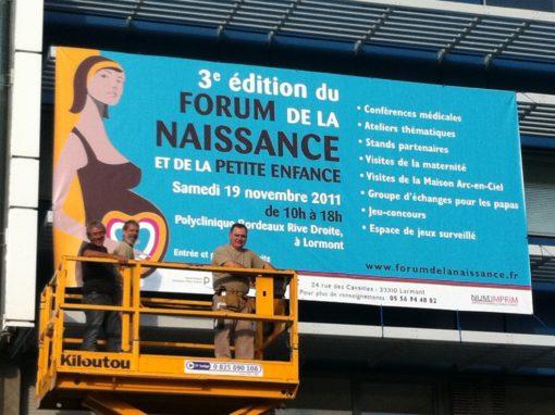 3e édition du Forum de la Naissance