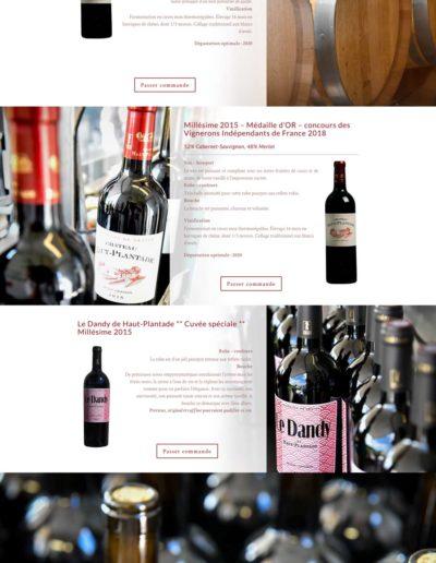site-haut-plantade-chateau-vin-vignoble-viticole-bordeaux-pessac-leognan-communication-agence-c10i