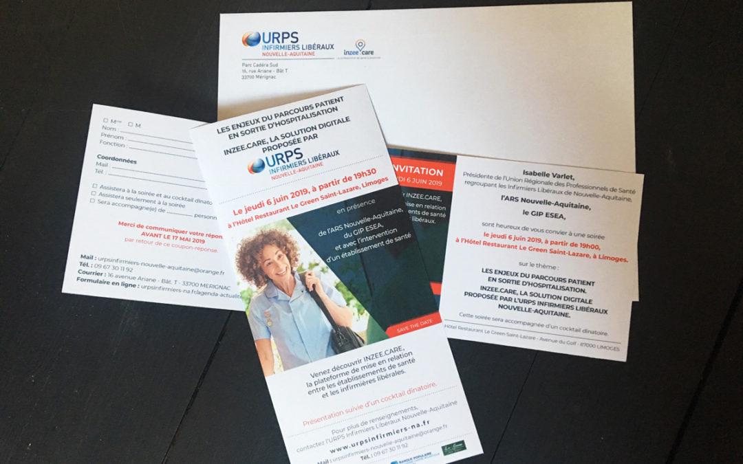 URPS Infirmiers Libéraux Nouvelle-Aquitaine
