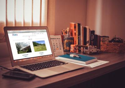 Site web de l'association AGREA Association Girondine de réadaptation de l'Enfant à l'Adulte